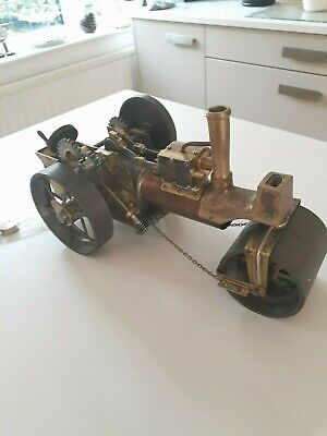 1/2  Scale Model Traction Engine - Part Built • 185£