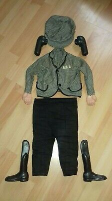 Mr Parlanchin Ventriloquist Dummy /doll  Rare Original Spare Clothes And Parts. • 99£