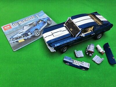 Lepin Creator 10265 Equivalent Ford Mustang - NOT LEGO But Fully Compatible • 30£