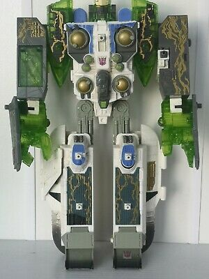 Transformers Energon Tidal Wave No Missiles Or Minicon • 20£