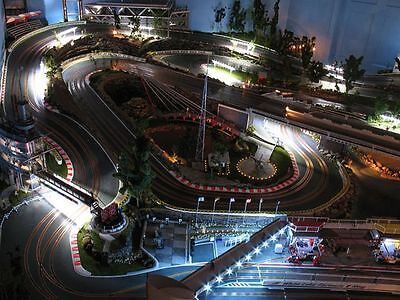 SCALEXTRIC SCENERY 12V LED STRIP LIGHTS -choice Of Colour - FREEPOST • 2.39£