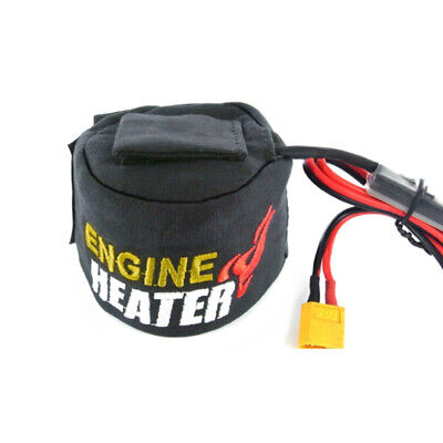 SkyRC Nitro Engine Heater Head Warmer Low-Voltage Cutoff 12VDC Pre SK-60006 USA! • 14.65£