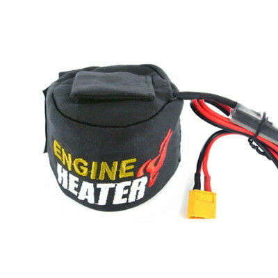 SkyRC Nitro Engine Heater Head Warmer Low-Voltage Cutoff 12VDC Pre SK-60006 USA! • 14.25£