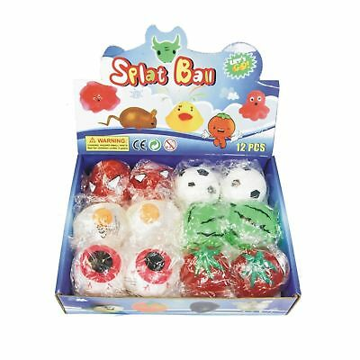 Splat Smash Balls Retail Display Box Of 12 X Novelty Toy Water Filled Mixed New • 9.99£