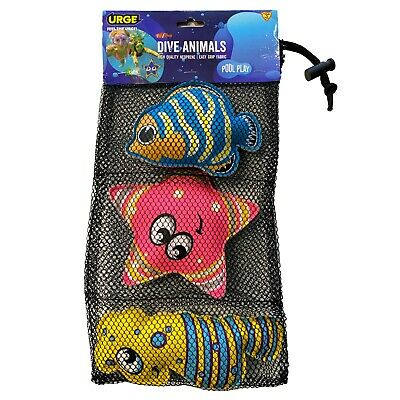 URGE Dive Animals Outdoor Water Sports Pool Beach Games Birthday Christmas Gift • 9.36£