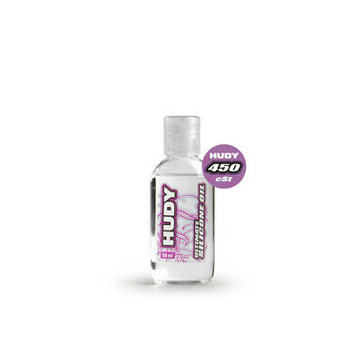 Hudy Ultimate Silicone Oil 450 Cst - 50ml - Hd106345 • 10.35£