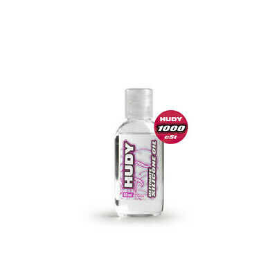 Hudy Ultimate Silicone Oil 1000 Cst - 50ml - Hd106410 • 10.35£