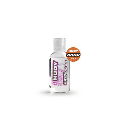 Hudy Ultimate Silicone Oil 8000 Cst - 50ml - Hd106480 • 10.35£