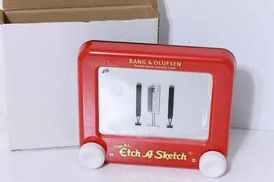 Bang & Olufsen Collectors Edition Etch A Sketch Makes A Great Gift For B&O Lover • 11.47£
