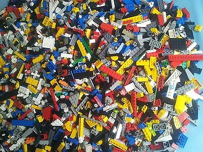 Genuine Lego Bundle 1kg-1000g Mixed Bricks Parts Pieces. Starter Set Bulk JobLot • 21.99£