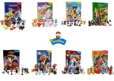 My Busy Book Collection #1 - Toy Story Aladdin Pets 2 Frozen Pony Avengers • 11.99£