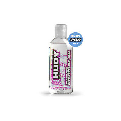 Hudy Ultimate Silicone Oil 200 Cst - 100ml - Hd106321 • 12.52£