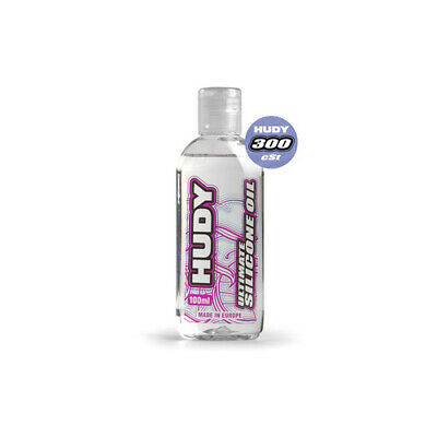 Hudy Ultimate Silicone Oil 300 Cst - 100ml - Hd106331 • 12.52£