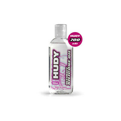 Hudy Ultimate Silicone Oil 700 Cst - 100ml - Hd106371 • 12.52£