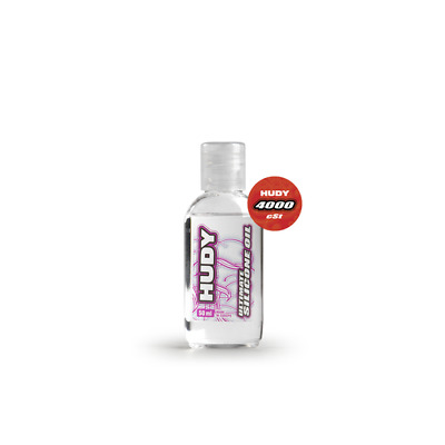 Hudy Ultimate Silicone Oil 4000 Cst - 50ml - Hd106440 • 10.35£
