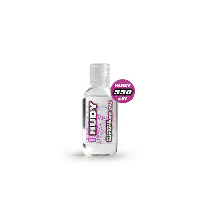 Hudy Ultimate Silicone Oil 550 Cst - 50ml - Hd106355 • 10.35£