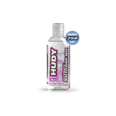 Hudy Ultimate Silicone Oil 250 Cst - 100ml - Hd106326 • 12.52£