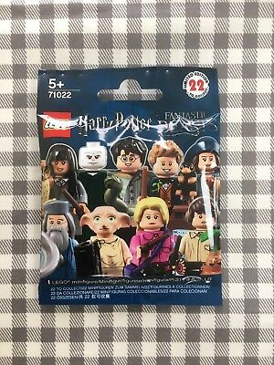 Lego Minifigures Harry Potter Series 1 Unopened Sealed Choose Select Minifigure • 18.99£