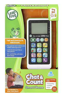 Leapfrog Chat & Count Smart Phone Scout *NEW* • 14.99£