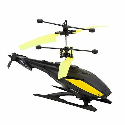 Radio/Remote RC Control 3.5CH Helicopter With Gyro Stability UK Christmas Gift • 7.99£