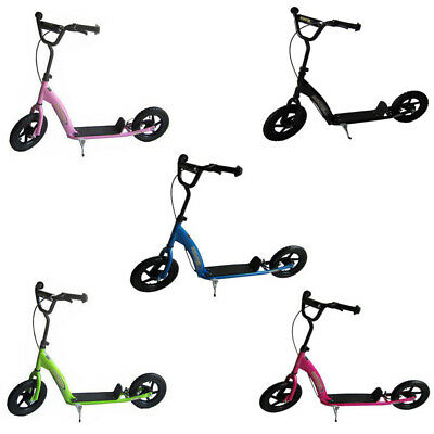 Kids Footplate Scooter Retro Kick Push Childs Stunt Girls Boys Gift Bmx Uk • 55.99£