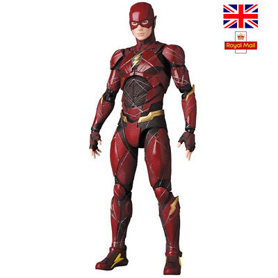 Action Figures Justice League The Flash Moive PVC Collectible Model Toys Gifts • 23.73£