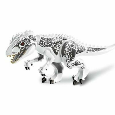 Indominus Rex XXL Jurassic Large Dinosaur 7x11  Figure Blocks Fit Lego Toys • 6.95£