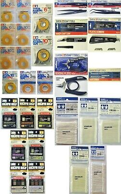 Tamiya / Hand / Craft Tools Accessories Weathering Sets New Ideal 4 Model Making • 7.25£