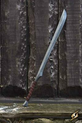 Foam Latex Elven Blade 110cm Perfect For LARP Cosplay Costume & Safe Play • 63£