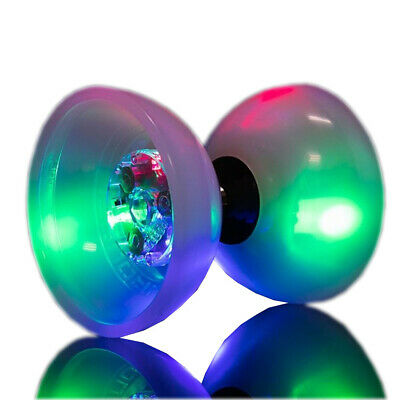 LED Diabolo Light Up Diablo PROFESSIONAL Juggle Dream Carousel Bright *UK POST* • 13.49£