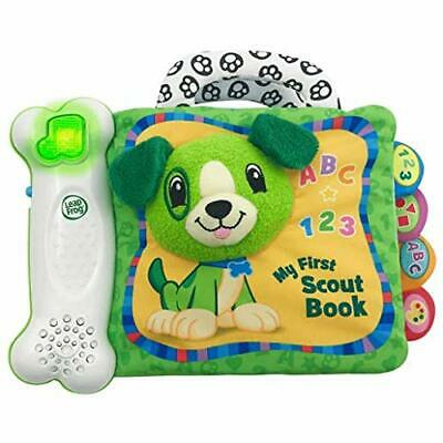 LeapFrog My First Scout Book **BRAND NEW** • 15.99£