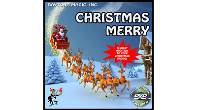 CHRISTMAS MERRY By Daytona Magic - Trick • 12.30£