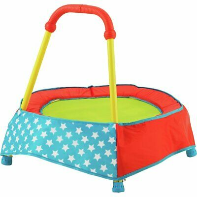 Chad Valley Toddler Trampoline Primary Brights By Manufacturer • 48.99£