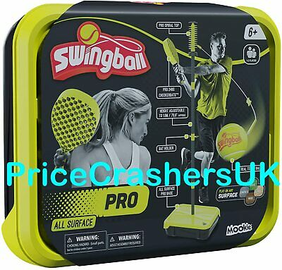 Pro All Surface SwingBall Game Child Adults Fun Amazing Power Play Spiral Top • 47.99£