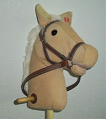 Hobby Horse With Sounds - Corduroy • 24.99£