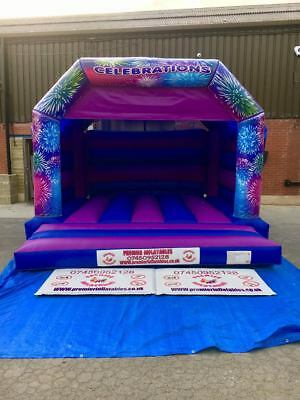 15X15 Bouncy Castle  -   Made To Order   • 1,250£