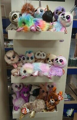 Ty  Original Beanie Boo Soft Toy Plush Many Different Boos To Choose From • 8.35£