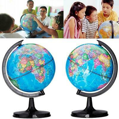 360° Rotating Mini Globes Earth Map Globe World Geography Desk Home Decorat J9R8 • 2.59£