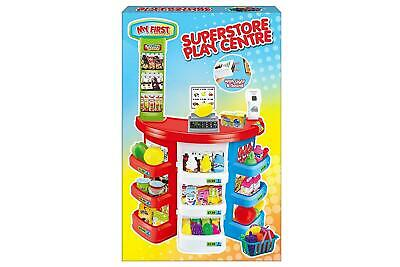 Brand New Happy Homes Superstore Play Centre (Multi-Colour) • 35.20£
