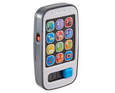 Fisher-Price Smart Phone Laugh And Learn Kids Role Play Toy Phone 6 Months Plus • 7.99£