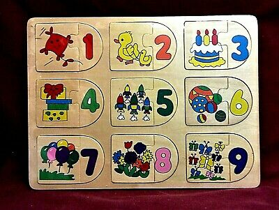 Counting Numbers Jigsaw • 3.99£