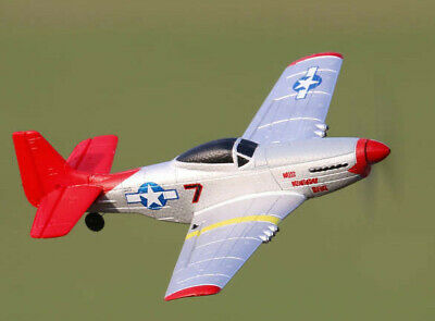 Sonik RC Mustang P-51 400 Ready To Fly 4-Ch RC Plane With Flight Stabilisation  • 79.99£
