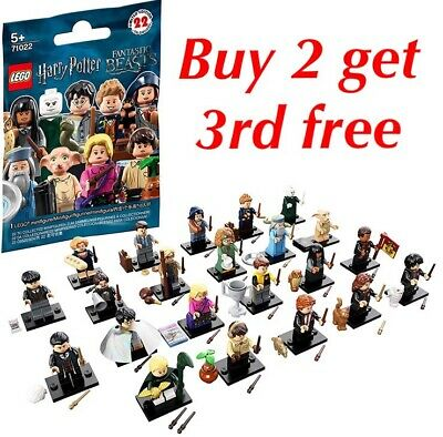 Lego Harry Potter Fantastic Beasts Minifigures 71022 GENUINE(choose Your Figure) • 19.99£