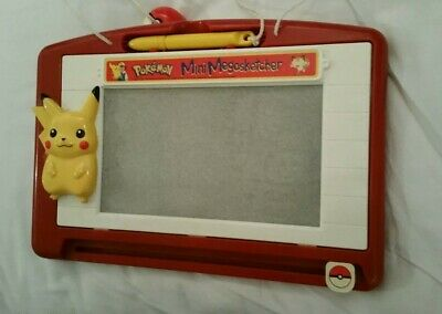 Vintage Tomy Nintendo Pokemon Megasketcher *FREE UK DELIVERY* • 19.99£