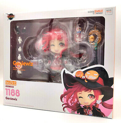 Dungeon Fighter Online Nendoroid Action Figure Geniewiz Good Smile Company BNIB • 74.99£
