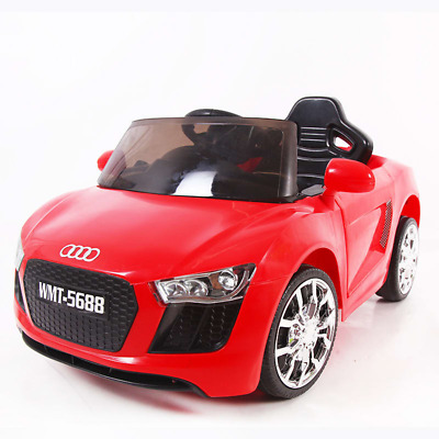 Audi R8  Kids Ride On  Battery Remote Control Car / Child Car Bluetooth Remote • 85£