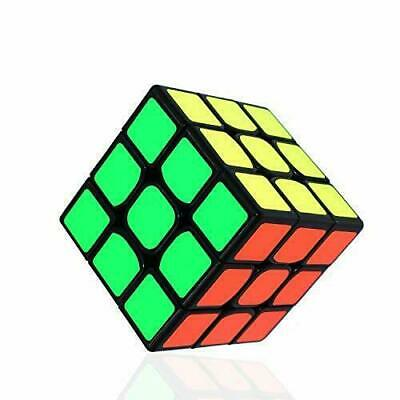 Rubik's Cube Professional Speed Cube 3x3x3 Magic Durable Smooth Puzzle Toys UK • 7.99£