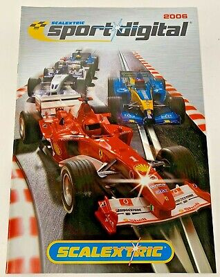 Obsolete Scalextric Catalogue 2006 Sport Digital Edition. • 7.95£
