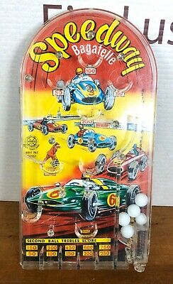 Vintage Retro Hand Speedway Bagatelle, By Marx Toys • 10£