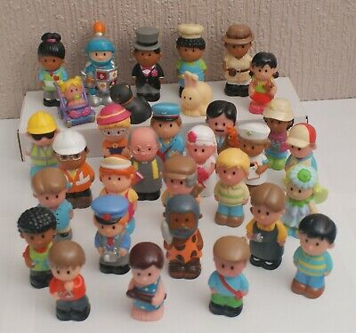 Happyland Figures.Please Choose From Menu.From £1.90 Each. Any Amount Same Post • 2.20£